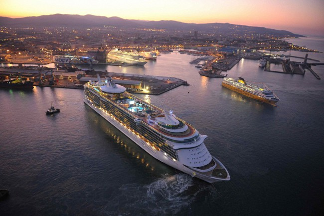 Shore excursions from Livorno Port