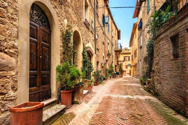 Pienza and Montepulciano Tour